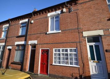 Thumbnail 2 bedroom terraced house to rent in Hartopp Road, Clarendon Park, Leicester