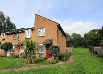 Thumbnail 2 bedroom end terrace house for sale in Valley Path, Newton Abbot
