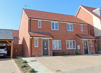3 bed semi-detached house for sale in Wood Sage Way, Stone Cross, Pevensey BN24