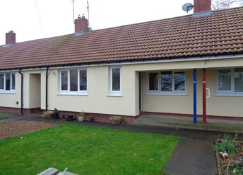 Thumbnail 1 bed bungalow to rent in St James Gardens, Witton Le Wear