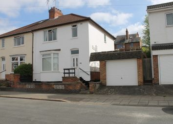 Thumbnail 3 bedroom semi-detached house for sale in Dunster Street, West End, Leicester