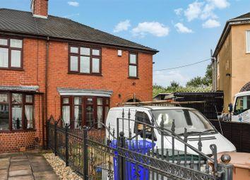 Thumbnail 4 bedroom semi-detached house for sale in Burnhays Road, Burslem, Stoke-On-Trent