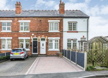 Thumbnail 2 bed terraced house for sale in Holt Villas, Curdworth, Sutton Coldfield