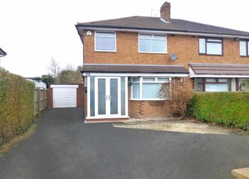 Thumbnail 3 bedroom semi-detached house for sale in Coniston Road, Wolverhampton