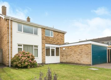 Thumbnail 4 bed detached house to rent in Casterton Road, Stamford