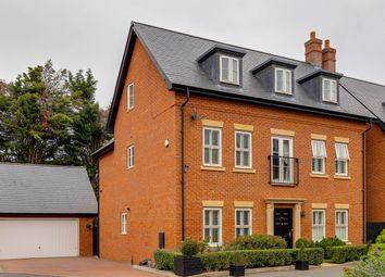 Eaton Gardens, Broxbourne EN10. 6 bed detached house