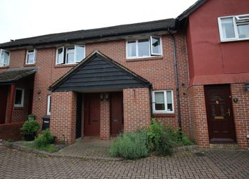 Thumbnail 2 bed terraced house to rent in Hornes Field Court, Fleet