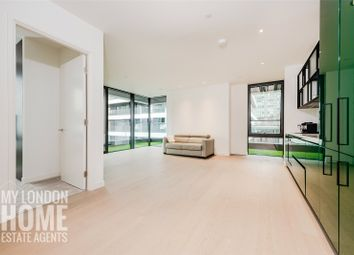 Thumbnail 2 bed flat for sale in Bagshaw Building, The Wardian, Canary Wharf