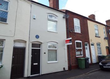 Thumbnail 2 bed terraced house for sale in Rowland Street, Walsall, West Midlands, .
