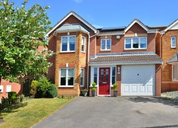 Thumbnail 4 bed detached house for sale in The Rodery, Mansfield