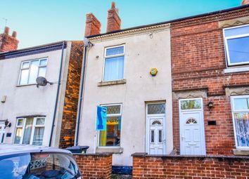 Thumbnail 3 bed semi-detached house for sale in Bennett Street, Long Eaton, Nottingham