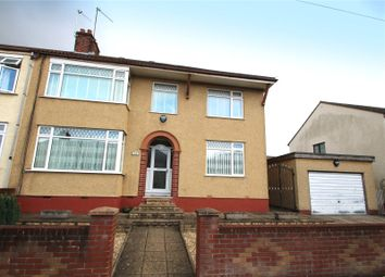 Thumbnail 4 bed semi-detached house for sale in Savoy Road, Brislington, Bristol