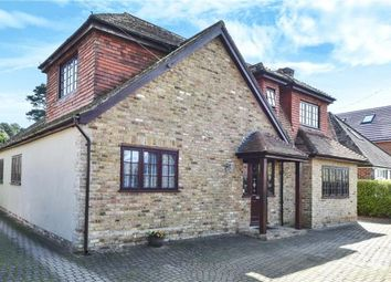 Thumbnail 4 bed detached house for sale in Kings Lane, Windlesham, Surrey