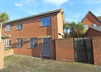 Thumbnail 2 bed semi-detached house for sale in The George Mews, Ringwood