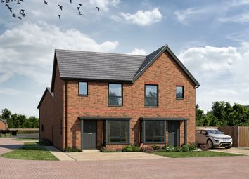 Thumbnail 2 bedroom semi-detached house for sale in 'the Hatton' Off Caerleon Road, Dinas Powys