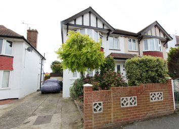 Thumbnail 3 bed semi-detached house for sale in Downs Road, Deal