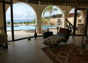 Thumbnail 4 bed villa for sale in Pissouri Bay, Pissouri, Cyprus