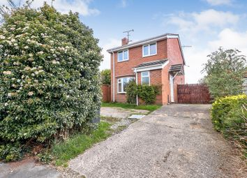 Laburnum Close, St. Martins, Oswestry SY11. 3 bed detached house for sale
