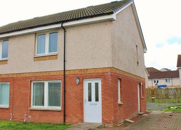 Thumbnail 2 bed semi-detached house for sale in Garrick Gardens, Stranraer