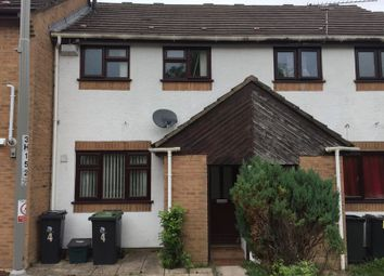 Thumbnail 2 bed terraced house to rent in Hibbs Close, Wareham