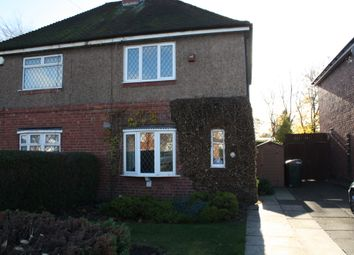 Thumbnail 2 bed semi-detached house to rent in Charter Avenue, Canley, Coventry