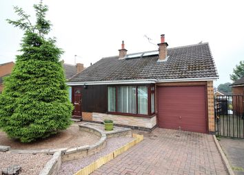 Thumbnail 4 bed detached bungalow for sale in Carterswood Drive, Nuthall, Nottingham