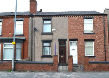 Thumbnail 3 bed terraced house for sale in Wigan Road, Leigh