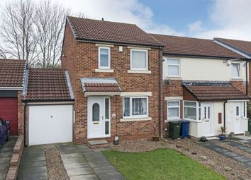 Thumbnail 3 bed semi-detached house for sale in Milecastle Court, West Denton, Newcastle Upon Tyne