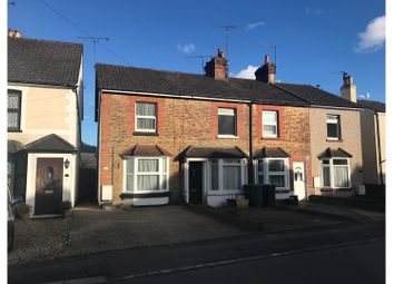 Thumbnail 2 bed terraced house to rent in Garlands Road, Redhill