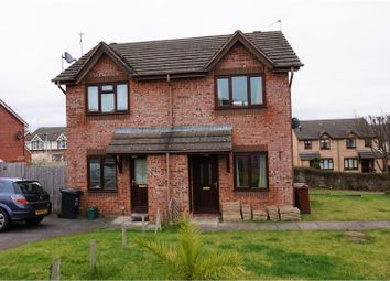 Thumbnail 1 bed semi-detached house for sale in Brushwood Avenue, Flint