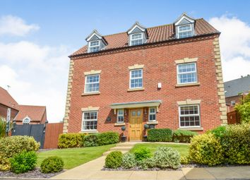Thumbnail 5 bed detached house to rent in Tathams Orchard, Southwell
