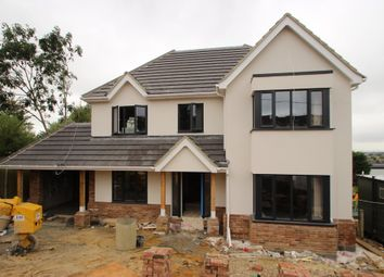 Thumbnail 5 bed detached house for sale in Rhoda Road, Benfleet