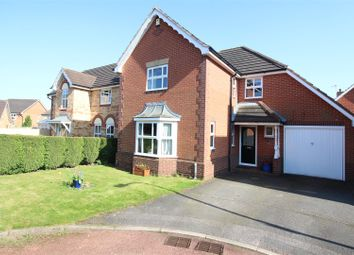 Thumbnail 4 bed detached house for sale in Guy Close, Stapleford, Nottingham