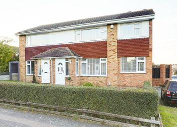 Thumbnail 4 bed semi-detached house for sale in Salisbury Close, Sittingbourne