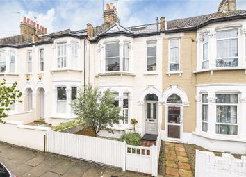 Thumbnail 4 bedroom terraced house for sale in Bucharest Road, London