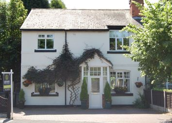 Thumbnail 4 bed cottage for sale in Tamworth Road, Sutton Coldfield