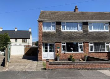 Thumbnail 3 bed semi-detached house for sale in Garfield Road, Hugglescote, Coalville