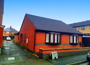 Thumbnail 3 bed bungalow to rent in Sandford Road, Leicester, Syston
