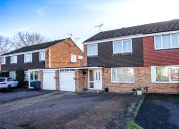 Thumbnail 3 bedroom semi-detached house for sale in Newberry Crescent, Windsor, Berkshire