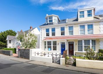 Thumbnail 3 bed end terrace house to rent in Elm Grove, St. Peter Port, Guernsey