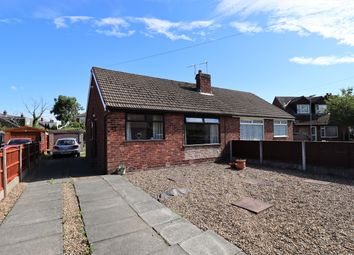 Thumbnail 2 bed semi-detached bungalow for sale in Rookery Close, Penwortham, Preston