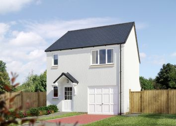 "Thumbnail 3 bed detached house for sale in ""The Fortrose"" at Gateside Road, Haddington"