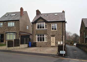 Thumbnail 4 bed detached house to rent in High Street, Dore, Sheffield