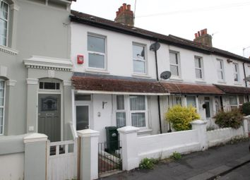 Thumbnail 3 bed terraced house to rent in Wolseley Road, Portslade, Brighton