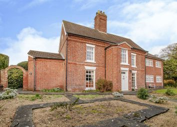 Thumbnail 5 bed country house for sale in Orby Road, Addlethorpe, Skegness