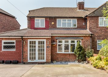 Thumbnail 4 bed semi-detached house for sale in Heath Row, Bishop's Stortford, Hertfordshire