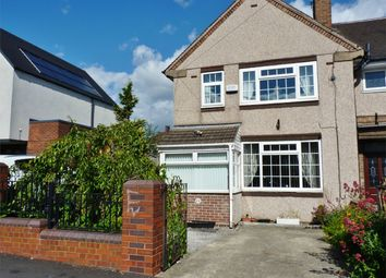 3 bed end terrace house for sale in Wordsworth Avenue, Sheffield, South Yorkshire S5