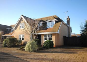 Thumbnail 4 bed detached house for sale in Bluebell Walk, High Wych Road, Sawbridgeworth