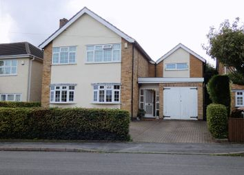 Thumbnail 4 bed detached house for sale in Langley Drive, Kegworth, Derby DE74, Derby,