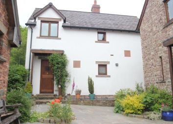 Thumbnail 2 bedroom terraced house to rent in Upper House Farm, Crickhowell